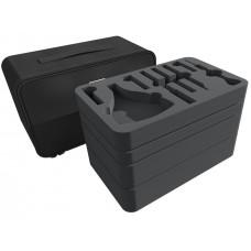 MINI PLUS bag for Citadel tools + Citadel paint pots + miniatures