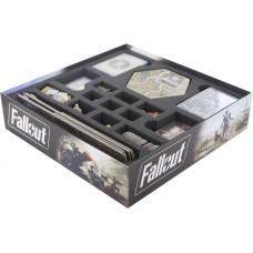Fallout foam tray
