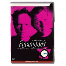 Åpen Post 2001-2002 (DVD)
