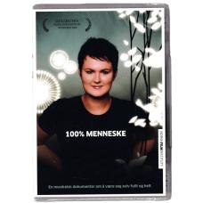 100% Menneske (DVD)