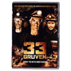 33 Gruven (DVD)