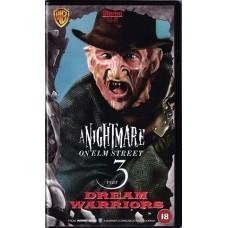 A Nightmare On Elm Street Part 3 (VHS)