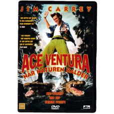 Ace Ventura: Når Naturen Kaller (DVD)