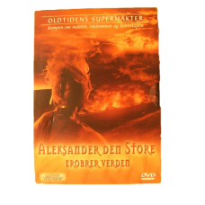 Aleksander Den Store Erobrer Verden (DVD)