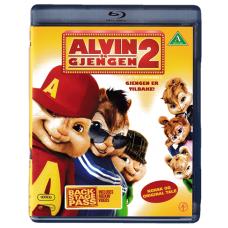 Alvin og Gjengen 2 (Blu-ray)