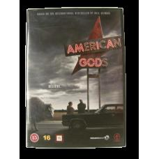 American Gods Sesong 1 (DVD)