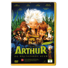 Arthur Og Minimoyene (DVD)