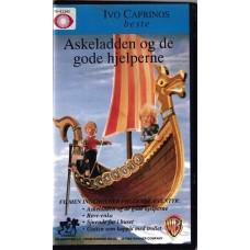 Askeladden Og De Gode Hjelperne (VHS)