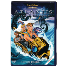 Atlantis: Milos Hjemkomst (DVD)
