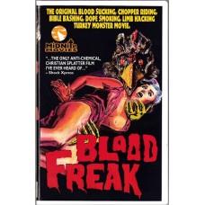 Blood Freak (VHS)