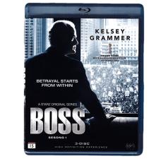 Boss Sesong 1 (Blu-ray)