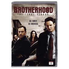 Brotherhood: The Final Season (DVD)