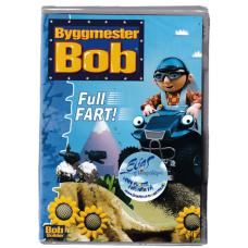 Byggmester Bob: Full Fart (DVD)
