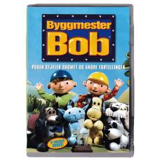 Byggmester Bob: Pusen Stjeler Showet (DVD)