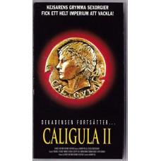 Caligula II (VHS)