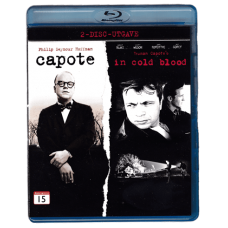 Capote + In Cold Blood (Blu-ray)