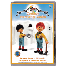 Caprinos Eventyrlige Verden 1 (DVD)