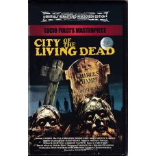 City of The Living Dead (VHS)