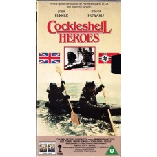 Cockleshell Heroes (VHS)