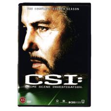 CSI Sesong 8 (DVD)