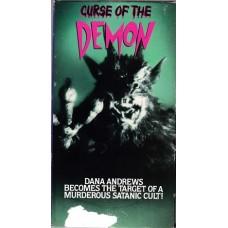 Curse of the Demon NTSC (VHS)