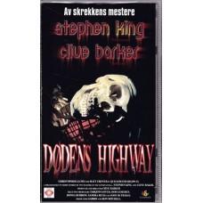 Dødens Highway (VHS)