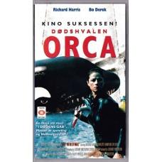 Dødshvalen Orca (VHS)