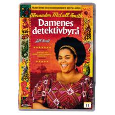 Damenes Detektivbyrå (DVD)