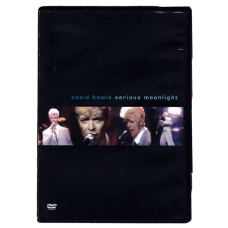 David Bowie: Serious Moonlight (DVD)