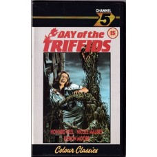 Day of the Triffids (VHS)