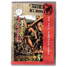 De Syv Samuraiene (DVD)