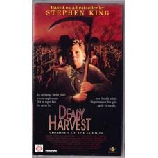 Deadly Harvest (VHS)