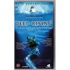 Deep Rising (VHS)