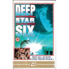 Deep Star Six (VHS)