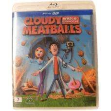 Det Regner Kjøttboller (Blu-ray)