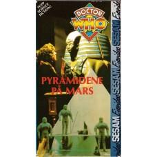Dcotor Who: Pyramidene På Mars (VHS)