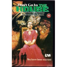 Don't Go In The House (VHS)