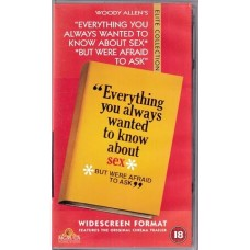 Everything You've Always Wanted To Know About Sex (VHS)