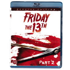 Fredag Den 13nde Del 2 (Blu-ray)