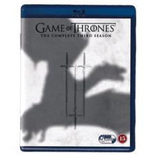 Game of Thrones Sesong 3 (Blu-ray)