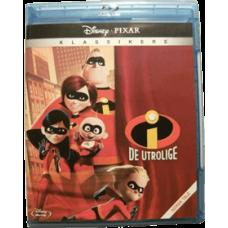 De Utrolige (Blu-ray)