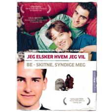 Jeg Elsker Hvem Jeg Vil + Be - Skitne, Syndige Meg (DVD)