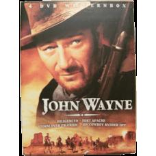 John Wayne Westernbox (DVD)