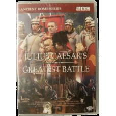 Julius Cæsar's Greatest Battle (DVD)