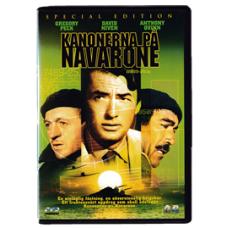 Kanonene På Navarone (DVD)