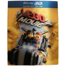 The Lego Movie (Blu-ray 3D)