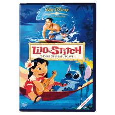 Disney Klassikere 41: Lilo og Stitch (DVD)
