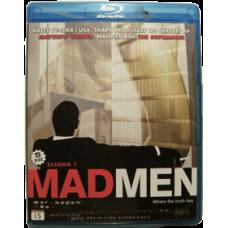 Madmen Sesong 1 (Blu-ray)