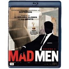 Madmen Sesong 2 (Blu-ray)