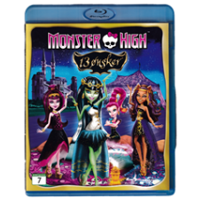 Monster High: 13 Ønsker (Blu-ray)